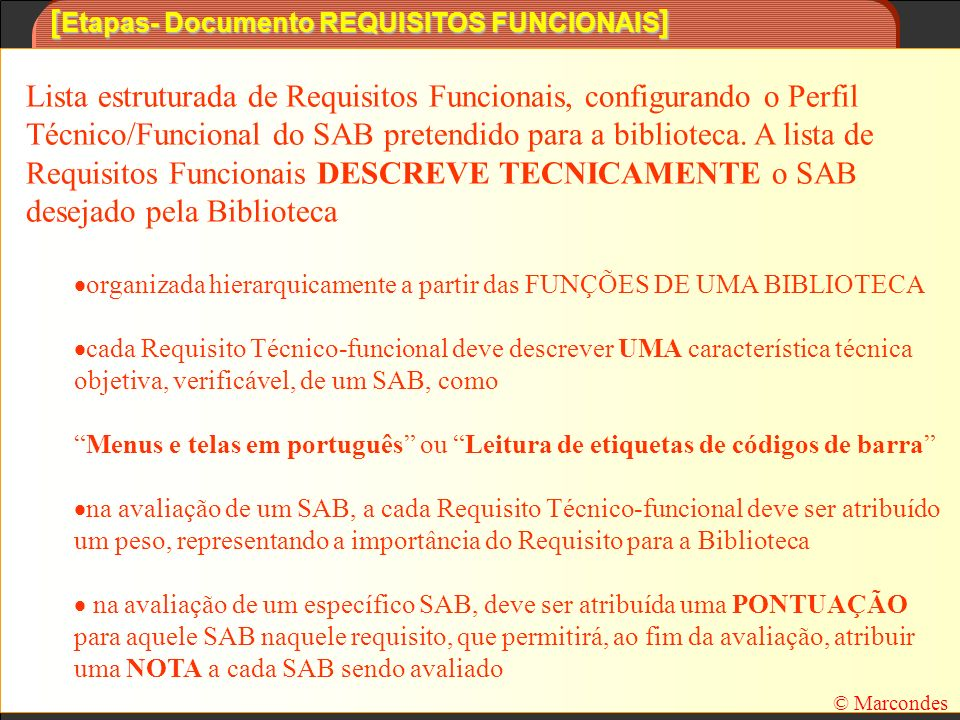[Etapas- Documento REQUISITOS FUNCIONAIS]